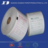 La mayoría del papel de papel de la atmósfera de la máquina que raja del registro popular de la atmósfera