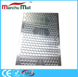 LED Street Light Eficiente de dissipação de calor da placa de liga de alumínio