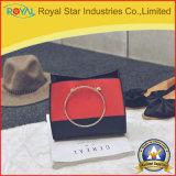 Sac à main de traitement de cuir d'unité centrale de Simpleness de mode avec le cercle en métal