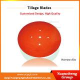 中国のほう素の鋼鉄すきディスク刃