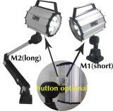 Maschinen-Beleuchtungen des langen Arm-24VDC Arm eingehangene schwenkende Haupt-LED