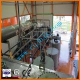 Equipo usado Zsa perfecto de la refinería de petróleo de Effection con la tecnología de Distillaiton del aceite de motor