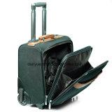 """Geschäftsreise-Laufkatze-Kasten des Portable-16 """", haltbarer Nylonarbeitsweg-Gepäck-Koffer-Beutel mit Rädern"""