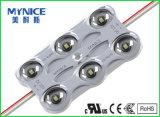 Van de LEIDENE van Shenzhen DC12V IP67 SMD het Product 0.72W Module van de Lamp
