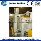Machine van het Zandstralen van de Transportband van de riem de Automatische voor Mobilofoon Shell