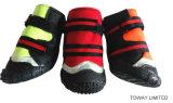 Chaussures extérieures de crabot d'Oxford de l'anti hiver r3fléchissant imperméable à l'eau de dérapage