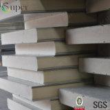 Pannelli a sandwich ondulati del tetto dell'unità di elaborazione per costruzione
