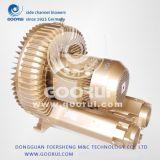 Ventilatore laterale ad alta pressione della Manica della doppia fase per legno che intaglia & macchina per incidere