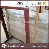 Losa de piedra del mármol del Driftwood de Serpeggiante/Serpegiante para el diseño del suelo del pasillo
