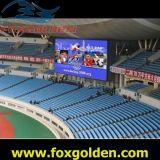 Visualizzazione di LED della visualizzazione/stadio di LED dello stadio P10 di pubblicità esterna