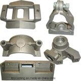 Matériau en acier de fonte de précision de la pièce de construction