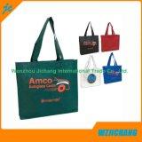 Pliables faits sur commande promotionnels réutilisent le sac à provisions non tissé de pp