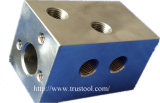 Roestvrij staal die Industrieel OEM van het Deel CNC Geboord Deel machinaal bewerken
