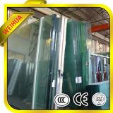 Borrar el vidrio Tempered curvado doblado para el proyecto de construcción