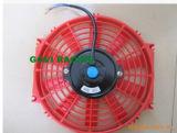 охлаждающий вентилятор радиатора электрического автомобиля 10inch 12V всеобщий круглый черный