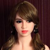 Головка манекенов силикона верхнего качества реалистическая для реальной куклы секса