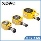 Cilindros de elevación mini Precio de fábrica Cilindro de gato plano hidráulico
