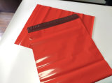 Manufactory Custom LDPE Red Color Poly Bag