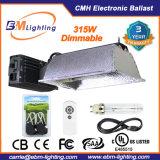 CMH coltivano il kit chiaro con la lampada di 315W CMH per la serra