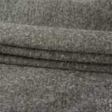 Tela de las lanas/de algodón para la capa del invierno en verde