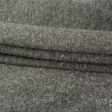 Tessuti di cotone e delle lane per il cappotto di inverno nel verde