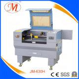 衣服領域(JM-630H)のための時間節約レーザーCutting&Engraving機械