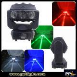 Umdrehungs-bewegliches Hauptträger-Licht LED-3*3 9PCS 12W 4in1