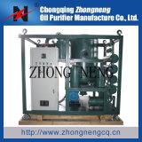 Regeneración de aceite de máquina, petróleo Purificación Machine, purificador de aceite