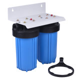 10 '' фильтр голубой воды всего этапа фильтрации 2 снабжения жилищем Jumbo большой