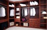 Большинств шкаф популярной мебели спальни деревянный античный
