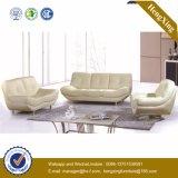 現代オフィス用家具の本革のソファのオフィスのソファー(HX-SN049)