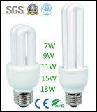 3u Goedgekeurd SGS van Ce RoHS van de Bol van de Spaarder van de Energie van de vorm