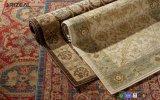 ペルシャ絨毯のカスタムサイズの居間の寝室のソファーのベルベル現代領域のカーペット
