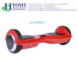 """Auto de Airboard de 2 rodas que balança o """"trotinette"""" da placa da tração do carro de Monocycle"""