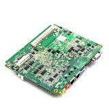 ATX Motherboard Qm77+Intel Industriële Motherboard 2 LAN van de Kern I7/I5