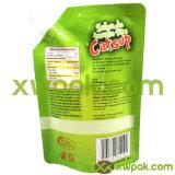 Beutel 2L mit Tülle für Wäscherei-Reinigungsmittel