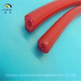 Tubo di rinforzo Braided di gomma di rinforzo della tubazione intrecciato silicone