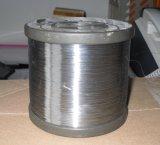 Alambre de acero inoxidable del alambre Ss316