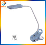 Lumière de bureau de la lampe 5W Dimmable de Tableau de DEL avec le clip de bureau