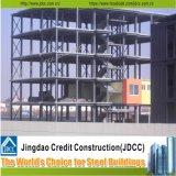 Estructura de acero del almacén prefabricado de la alta calidad