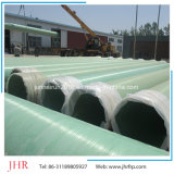El abastecimiento de agua subterráneamente enfriado de FRP transmite el tubo de la salida del agua