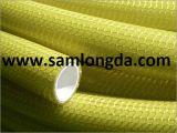 Non le PVC de torsion renforcent le tuyau de jardin (5 couches)