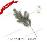 Filiali artificiali dell'albero di Natale del pino dell'ago della decorazione di festa dell'ornamento di marca di Famouse