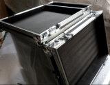 Het uitstekende Geval van de Vlucht van het Geval van de Hardware van het Rek van het Aluminium van de Kwaliteit