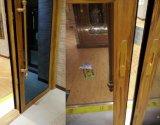 Portello scorrevole di alluminio pesante lustrato doppio (BHA-DS11)