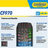 Neumático de Studdable del invierno de la seguridad para conducir constante y cómodo