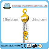 Tipo de HS-J - bloco Chain manual de grua Chain de 2 toneladas