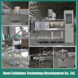 Chaîne de fabrication de flottement de pisciculture ou de coulage automatique d'alimentation de poissons