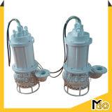 Pompe centrifuge submersible de boue de grandes particules solides