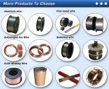銅のミグ溶接ワイヤー、固体溶接ワイヤEr70s-6を保護するガス